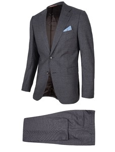 Cavallaro Napoli Grado Suit Dark Gray