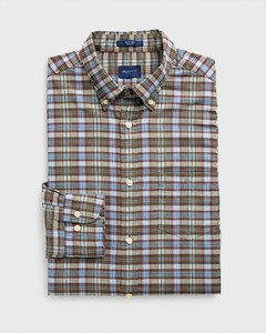 Gant Tech Prep Indigo Check Sea Turtle