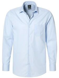 Pierre Cardin Uni Easy Care Licht Blauw