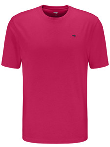 Fynch-Hatton Ronde Hals T-Shirt Fruit Pink