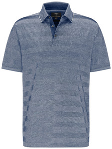 Fynch-Hatton Stripe Mercerized Cotton Midnight