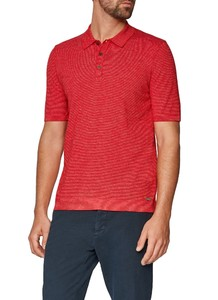Maerz Pullover Polo Just Red