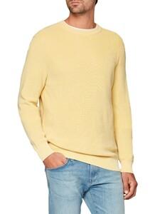 Maerz Cotton Uni Pullover Pomelo