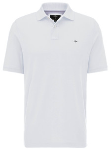 Fynch-Hatton Uni Polo Cotton White