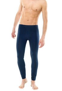 Schiesser Long Johns Dark Navy