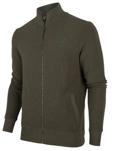 Cavallaro Napoli Salvatore Sweat Dark Green
