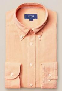Eton Uni Royal Oxford Licht Oranje Melange