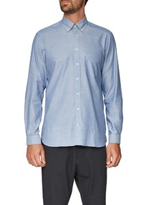 Maerz Uni Button Down Whispering Blue