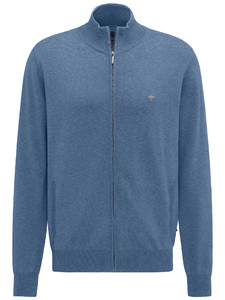 Fynch-Hatton Cardigan Zip Glacier