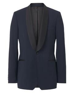Gant Tux Suit Jacket Avond Blauw