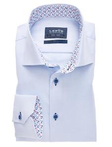 Ledûb Summer Deal Shirt Licht Blauw