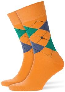 Burlington King Socks Pitaya