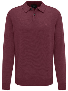 Fynch-Hatton Polo Long Sleeve Zinfandel