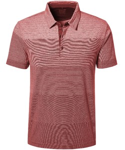 Pierre Cardin Polo Voyage Vuurrood