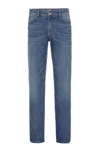 Fynch-Hatton Mombasa 5-Pocket Denim Licht Blauw