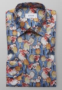 Eton Tennis Flower Fantasy Diep Blauw