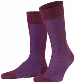 Falke Fine Shadow Wool Plum Wine