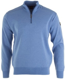Paul & Shark The Original Yachting Zipper Light Blue