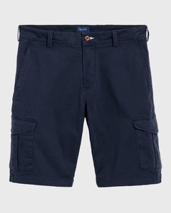 Gant Relaxed Twill Utility Shorts Navy