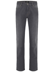 Fynch-Hatton Tanzania 5-Pocket Summer Denim Grijs