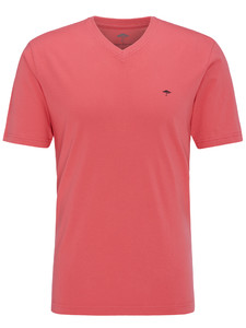Fynch-Hatton V-Neck T-Shirt Azalea