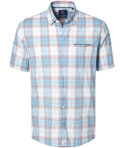 Pierre Cardin Multi Check Short Sleeve Multicolor