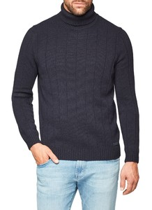 Maerz Col Striped Structure Navy