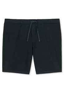 Schiesser Mix & Relax Modal Shorts Black