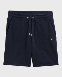 Gant The Original Sweat Shorts Avond Blauw