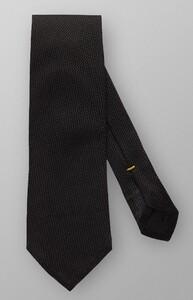 Eton Fine Structure Silk Zwart