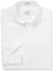 Gant Tech Prep Tuxedo Shirt Wit