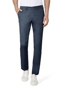 Gardeur Seven Slim Uni Midden Blauw