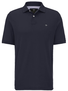 Fynch-Hatton Uni Polo Cotton Navy