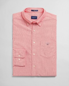 Gant The Oxford Shirt Bright Red