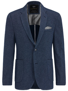 Fynch-Hatton Blazer Jersey Minimal Night