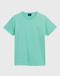 Gant Gant The Original T-Shirt Pool Green