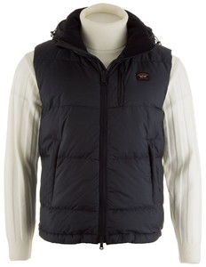 Paul & Shark 700 Fill Power Yachting Body-Warmer Navy