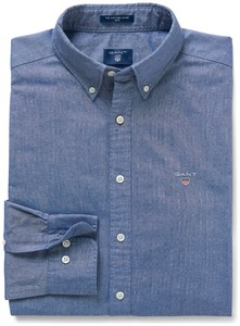 Gant The Oxford Shirt Persian Blue