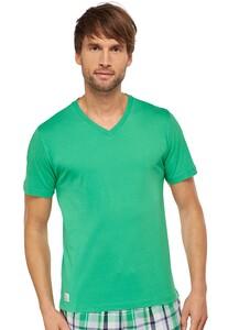 Schiesser Mix & Relax T-Shirt Groen