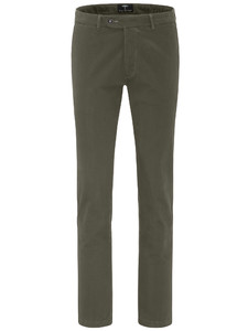 Fynch-Hatton Zambia Pima Power Stretch Olive