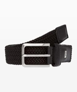 Brax Woven Belt Black