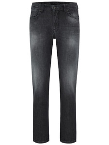 Fynch-Hatton Mombasa All-Season High Flex Denim Charcoal