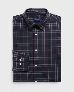 Gant Tech Prep Tattersall Check Navy