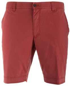 MENS Modern Fit Kuba Shorts Rood