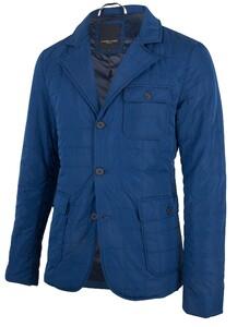 Cavallaro Napoli Ruffo Jacket Midden Blauw