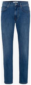 Brax Cooper Jeans Midden Blauw