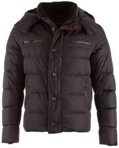 Paul & Shark 700 Fill-Power Jacket Zwart