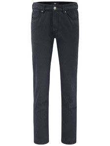 Fynch-Hatton Tanzania Pima Power Stretch Navy