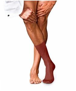 Falke No. 10 Socks Egyptian Karnak Cotton Roest