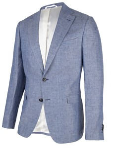 Cavallaro Napoli Roma Light Blue-Off White